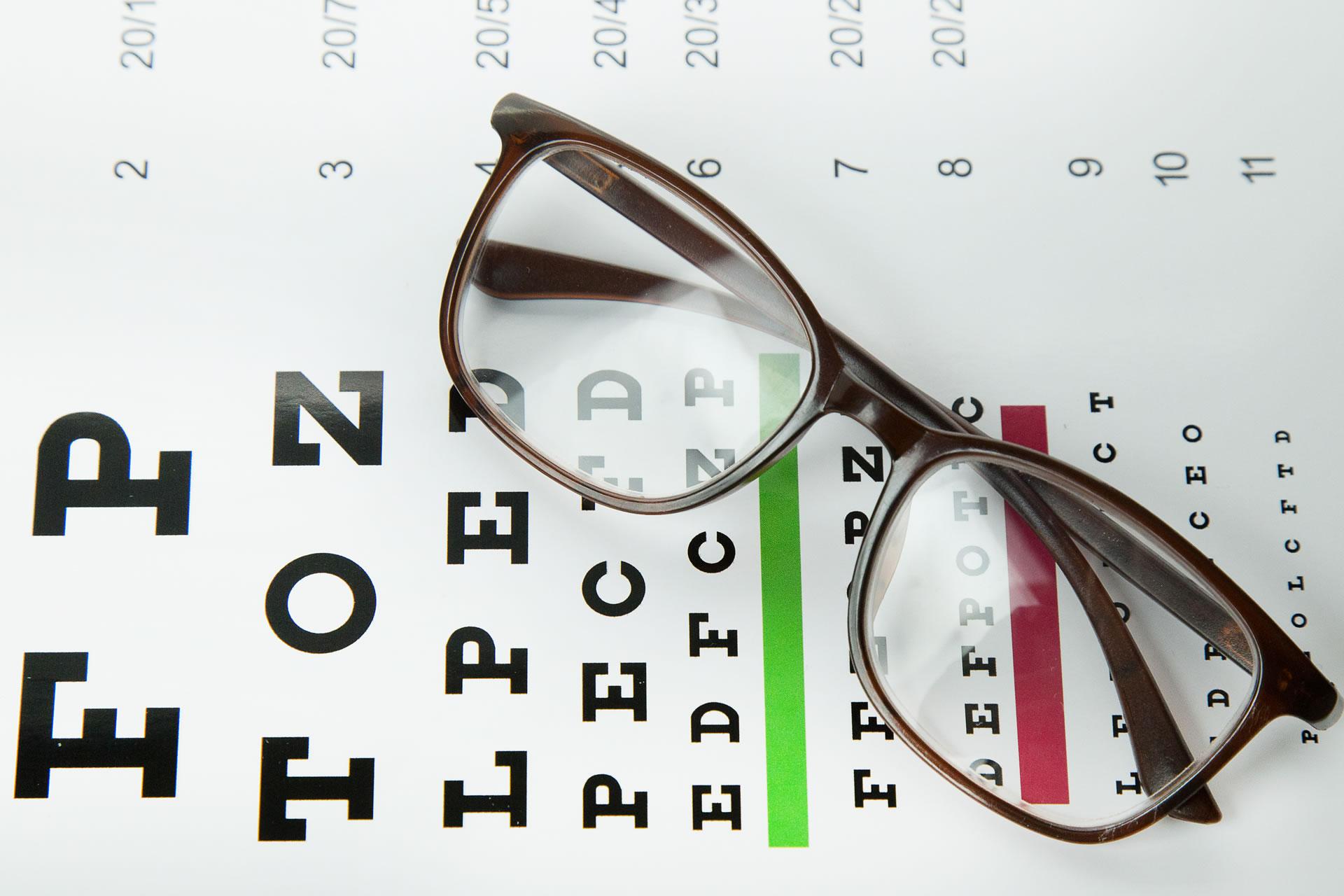 Óptica Herreros: Graduación de la vista