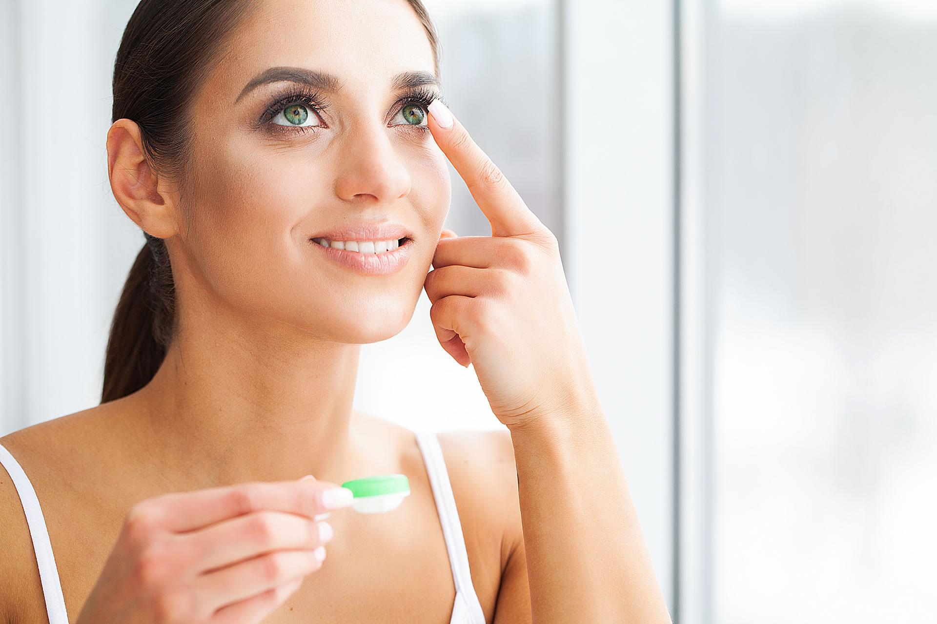 Óptica Herreros: Adaptación de lentes de contacto